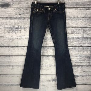 Authentic True Religion Joey Bootcut Jeans Size 28